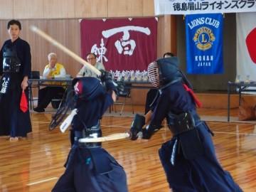激突!江南剣士vs徳島剣士