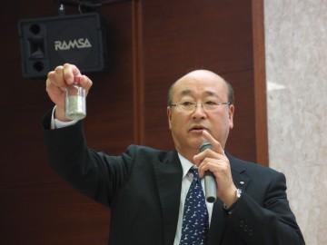 現職 : 豊田合成株式会社 特任顧問