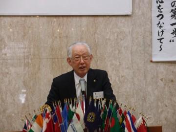 次期第二副会長スピーチ L渡辺 俊也