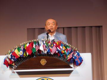 記念講演 中日新聞社 代表取締役社長 小出宣昭様
